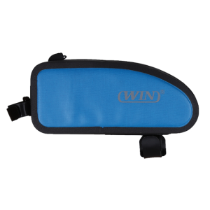 Top Tube Bike Bag Bicycle Front Frame Bag - Blue