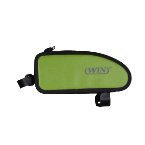 Bike Top Tube Bag Bicycle Front Frame Bag - Deep Green