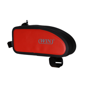 Cycling Accessories Pouch for Mountain Road Bike- Red