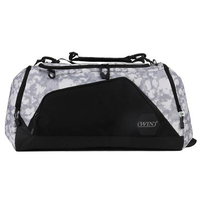 拉链封闭行李袋适合任何活动的健身行李袋