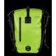 Bike Side Storage Bag with Adjustable Hooks for Bike Cycling Touring - Deep Green