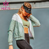sports wear wholesale Yoga suit women's thickening autumn and winter running clothes fitness suit long sleeve