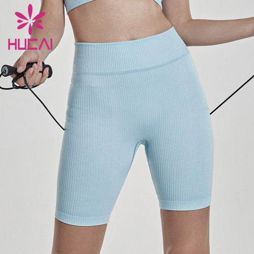 Cycling fitness pants athletic shorts manufacturers