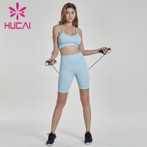 Seamless Yoga suit hip lifting fitness breathable bra peach hip Yoga Pants athletic supplies wholesale