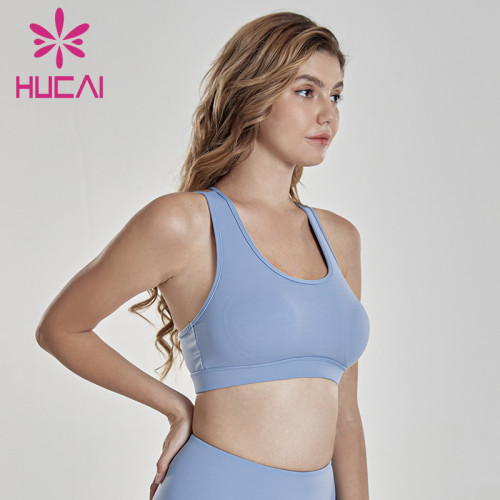 New shockproof RUNNING VEST without steel ring sports bra Fitness Yoga Dance Sports Underwear activewear manufacturers in los angeles