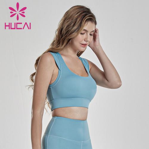 Big chest Gospel high strength shockproof sports underwear