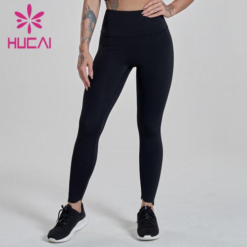 Wholesale women's pants 2021 summer new running yoga training tights