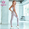 Custom colorful bronzing sports bra Yoga suit