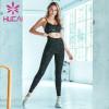 fitness apparel manufacturers Black Star gilded Yoga suit high waist fashion Yoga Pants