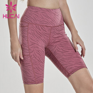 Summer short cycling pants tight and thin Leggings for women wholesale fitness shorts