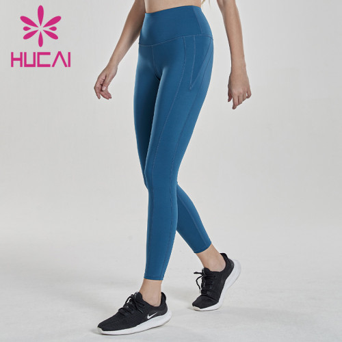 Peach hip fitness pants for women's hip lifting training in spring and summer wholesale yoga pants