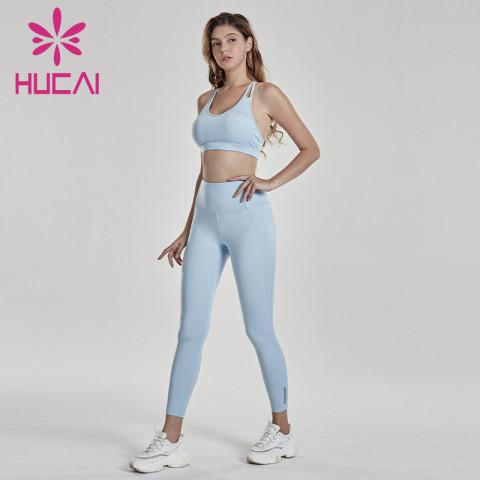 Professional yoga suit good looking slim sling bra itness clothing wholesale distributors
