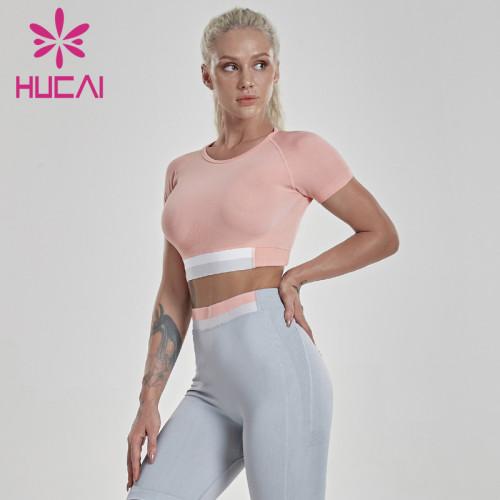 Classic multi color running fitness yoga suit custom leotard wholesale
