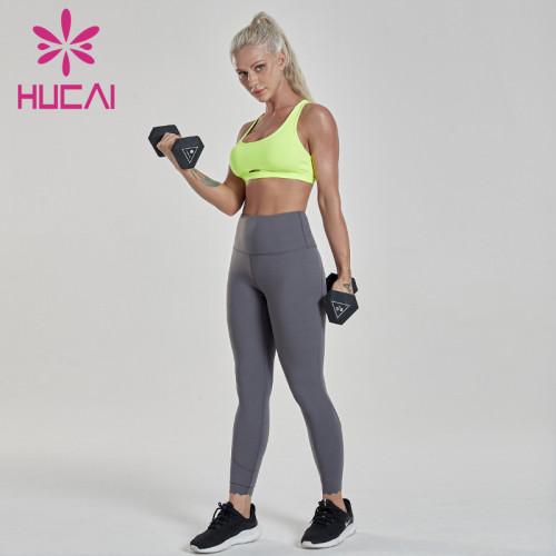 Sports underwear anti sagging running back bra Yoga suit fitness apparel manufacturing
