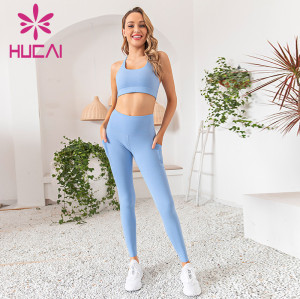 Gym sportswear set activewear clothing manufacturers