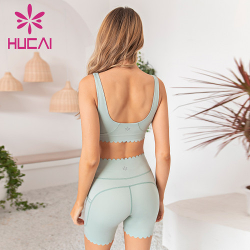 Summer thin fitness plus size activewear manufacturers