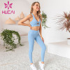 Leopard print Sexy Sports Fitness suit activewear wholesale los angeles