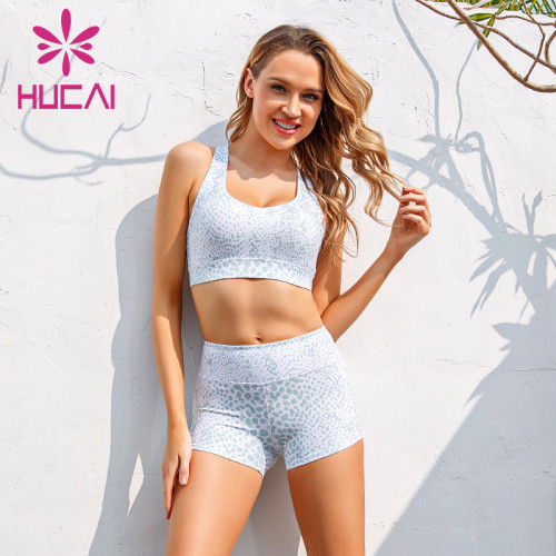 Two piece fitness suit with shorts and bra s&s activewear customer service