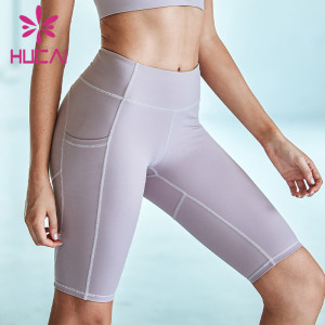 wholesale womens athletic shorts quick dry