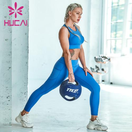 wholesale fold over yoga leggings high waist and hip lifting exercise pants