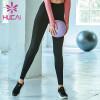 wholesale sexy yoga leggings high waist and hip lifting exercise pants