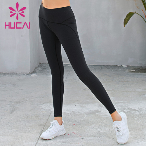 wholesale best women's yoga leggings breathable and quick drying fitness pants
