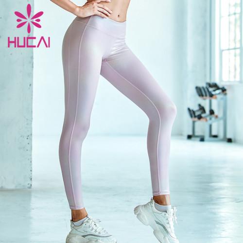 Wholesale Leggings In Bulk Bronzing Peach Hip Design