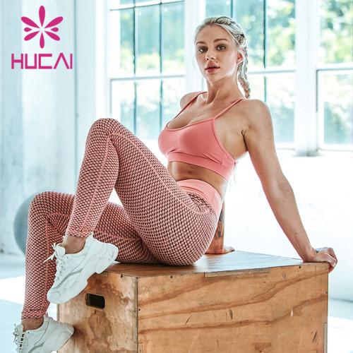 Wholesale Workout Leggings Knit Hip Lift Design