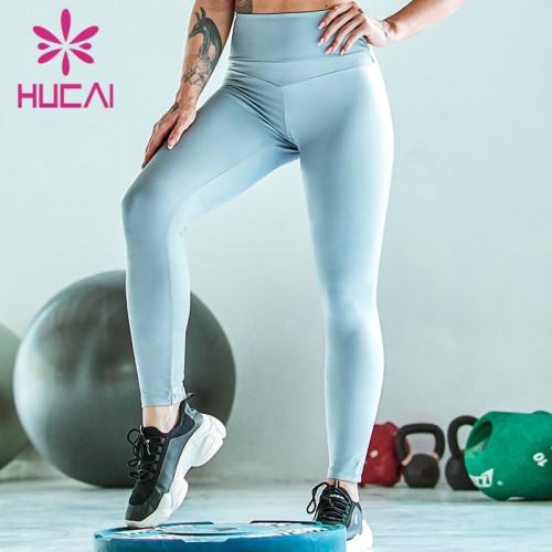 wholesale straight leg plus size yoga pants