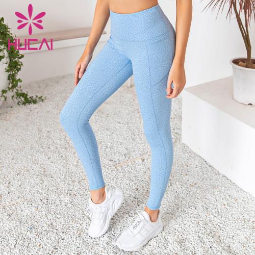 wholesale best womens yoga leggings high quality high waist fitness pants