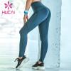 wholesale long elegant legs yoga pants high quality hip lifting fitness pants