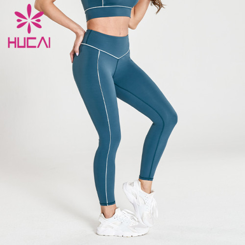 wholesale old navy high rise yoga leggings high quality hip lifting fitness pants
