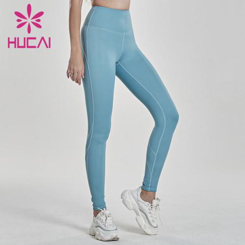 wholesale plus size yoga pants high quality hip lifting fitness pants
