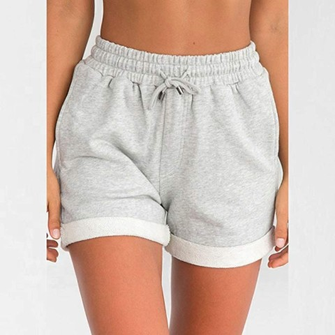 cotton sweat shorts with pockets wholesale