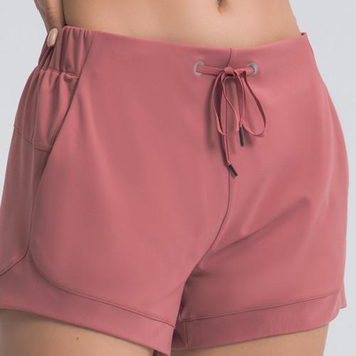 womens blank sweat shorts wholesale stitched running pants
