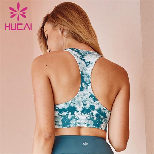 Customized Wholesaler Of Printed Fitness Bra