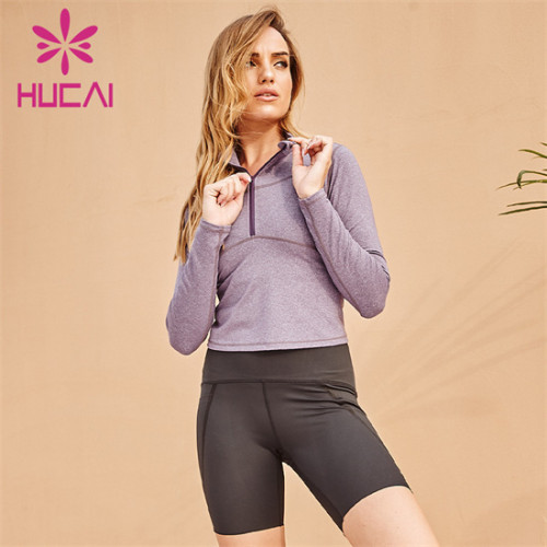 Manufacturer Of Zipper Sweatshirts And Cycling Shorts Suits