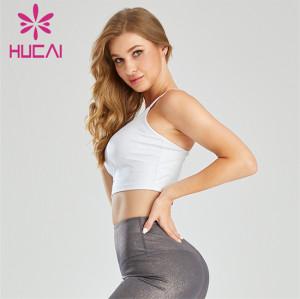 Wholesale Design Your Own Ladies Sexy Sports Bra