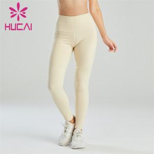 Supplier Of High-waist Hip-lifting Elastic Leggings