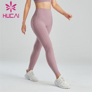 Sexy Slim High Waist Hip Leggings Custom Wholesale