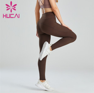 Gym Sports Running Yoga Leggings Wholesale Manufacturer