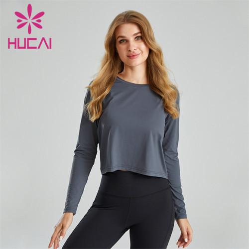 Women's Long Sleeve Soft Sweatshirt Wholesale