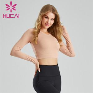 Women's Short Skinny Cutout Sweatshirt Customization
