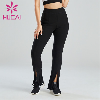 Fashion Sexy Skinny Flared Pants Custom Supplier