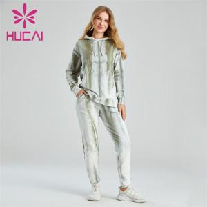 Women's Full-body Printed Sports Suit Customization