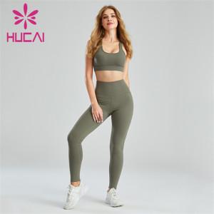 Gym Ladies Fashion Yoga Sports Suit Customization