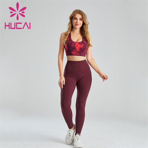 Ladies Fashion And Novel Yoga Suit Customization