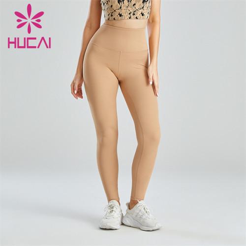 Women's High Waist Slim Sports Leggings Wholesale