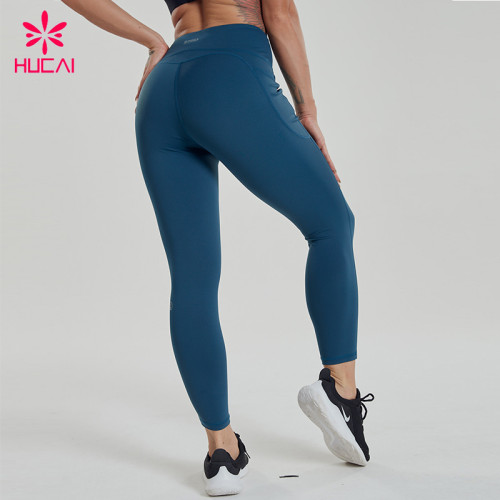 Private Label Leggings Wholesale With Pockets