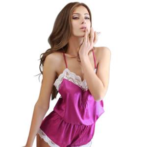 Onesies for Adult Female Wholesale Sleeveless Bodysuit for Women Top Underwear Lace Night Wear One-piece Pretty